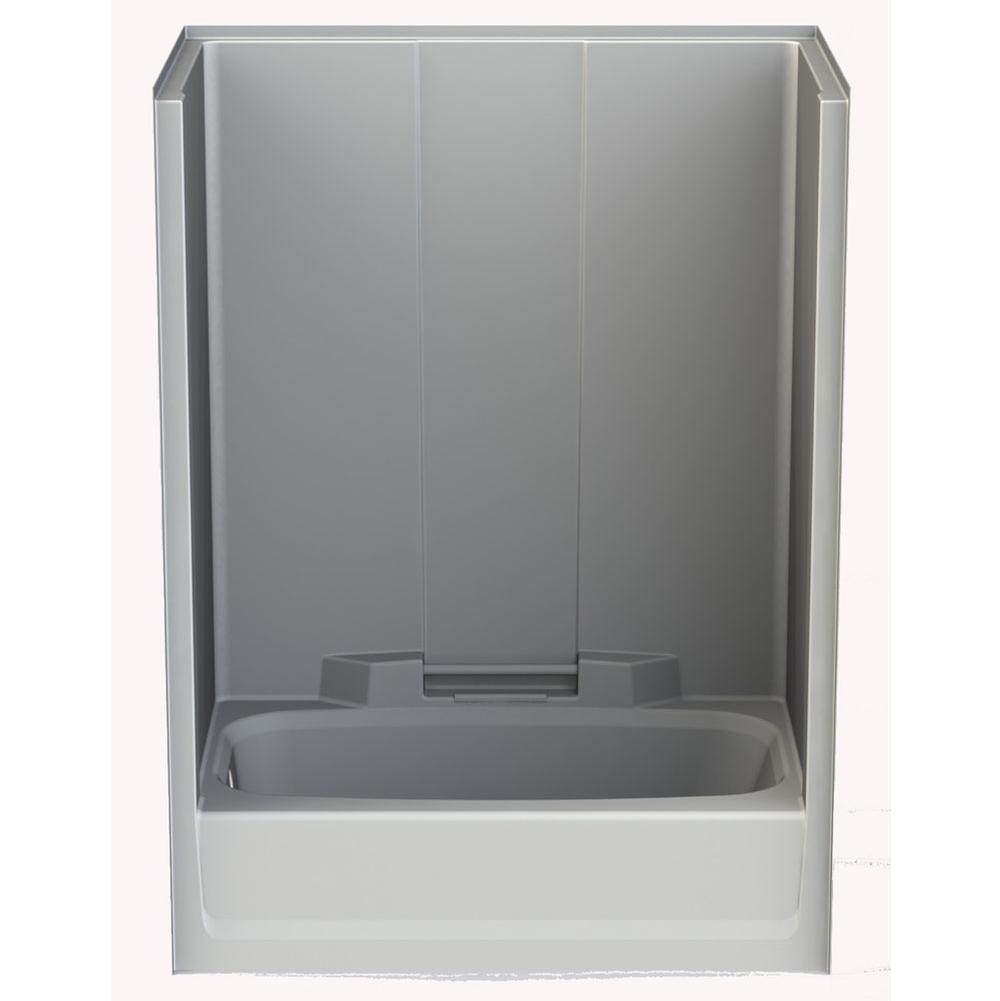 Aquatic Showers Shower Enclosures Biscuit | Vic Bond Sales - Flint ...