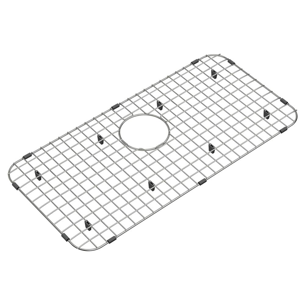 American Standard 8449.232100D.075 Portsmouth 23x21 D-shaped Sink Grid Stainless Steel