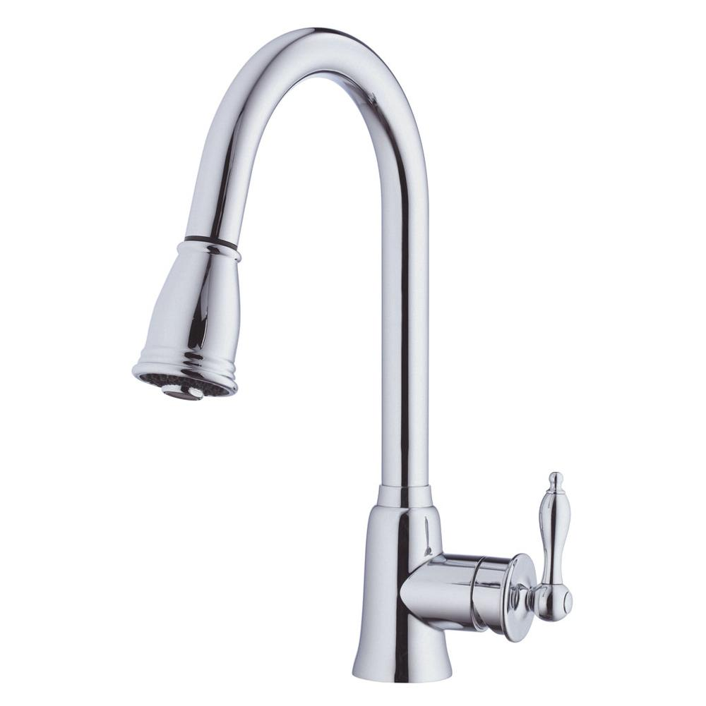Danze Faucets Kitchen Faucets Single Hole | Vic Bond Sales - Flint ...