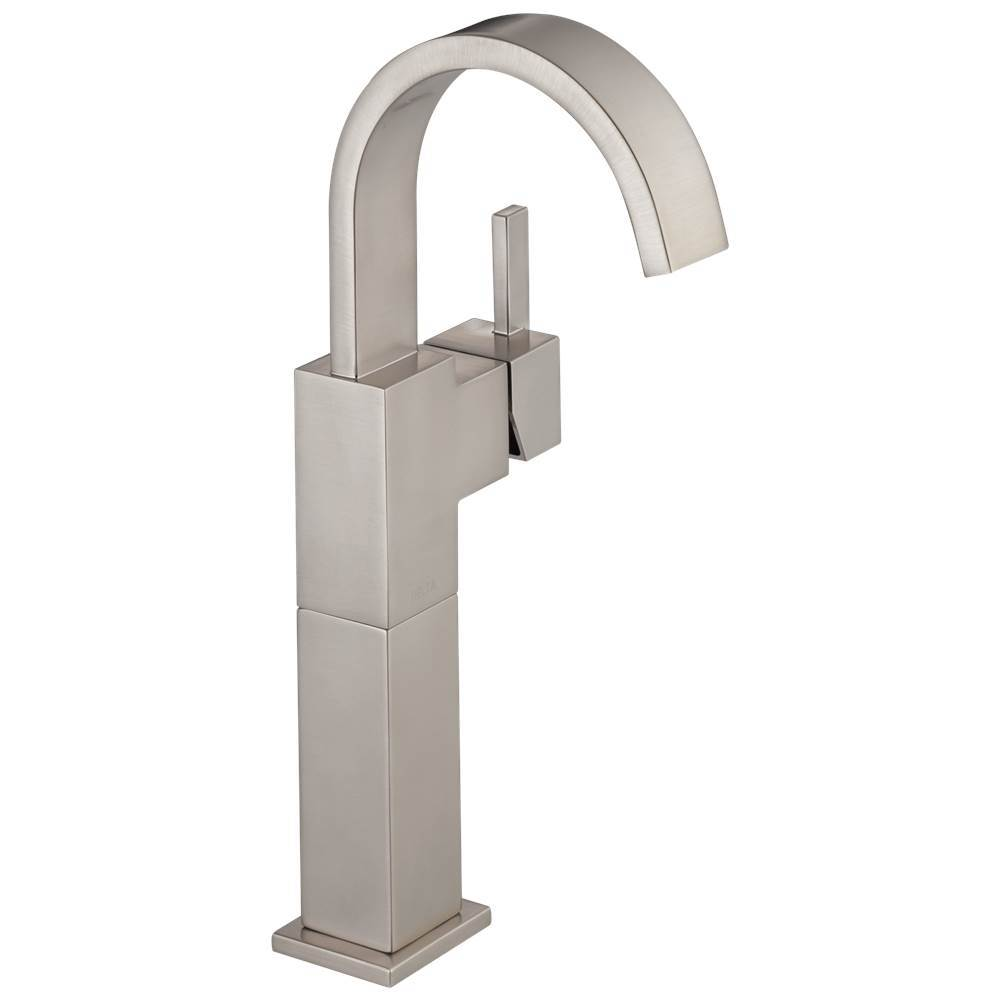 Faucets Bathroom Sink Vessel Vic Bond Sales Flint Howell At Delta Faucet Our Kitchen And Shower 48945 73415 753lf Ss