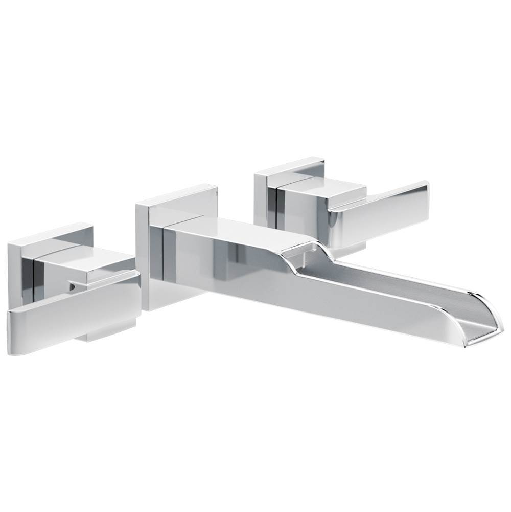 Delta Faucet Faucets Bathroom Sink Faucets Wall Mounted | Vic Bond ...