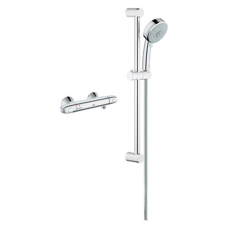 Grohe Shower Systems Chromes   Vic Bond Sales - Flint-Howell ...