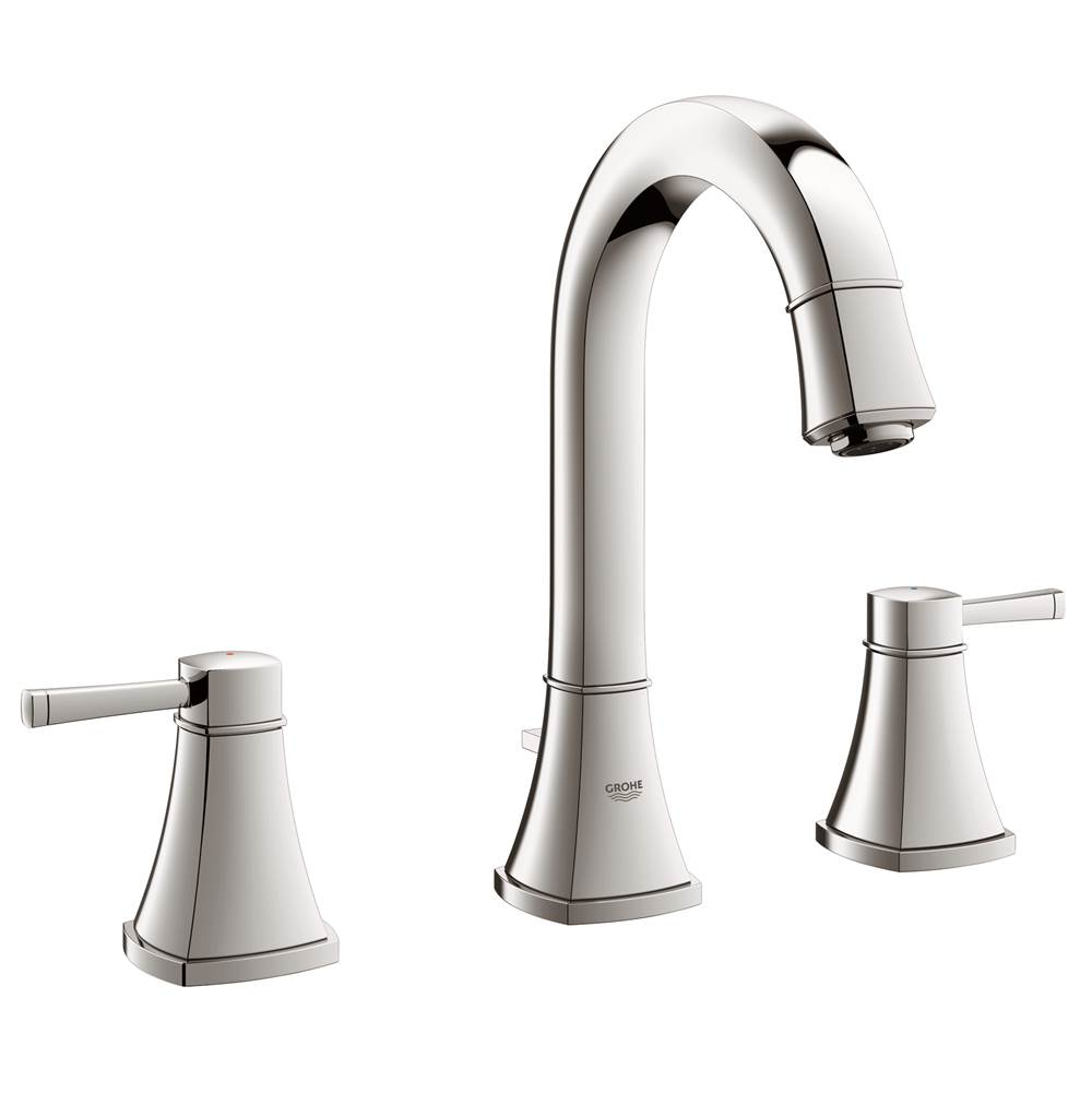 Grohe Faucets Bathroom Sink Faucets Widespread | Vic Bond Sales ...