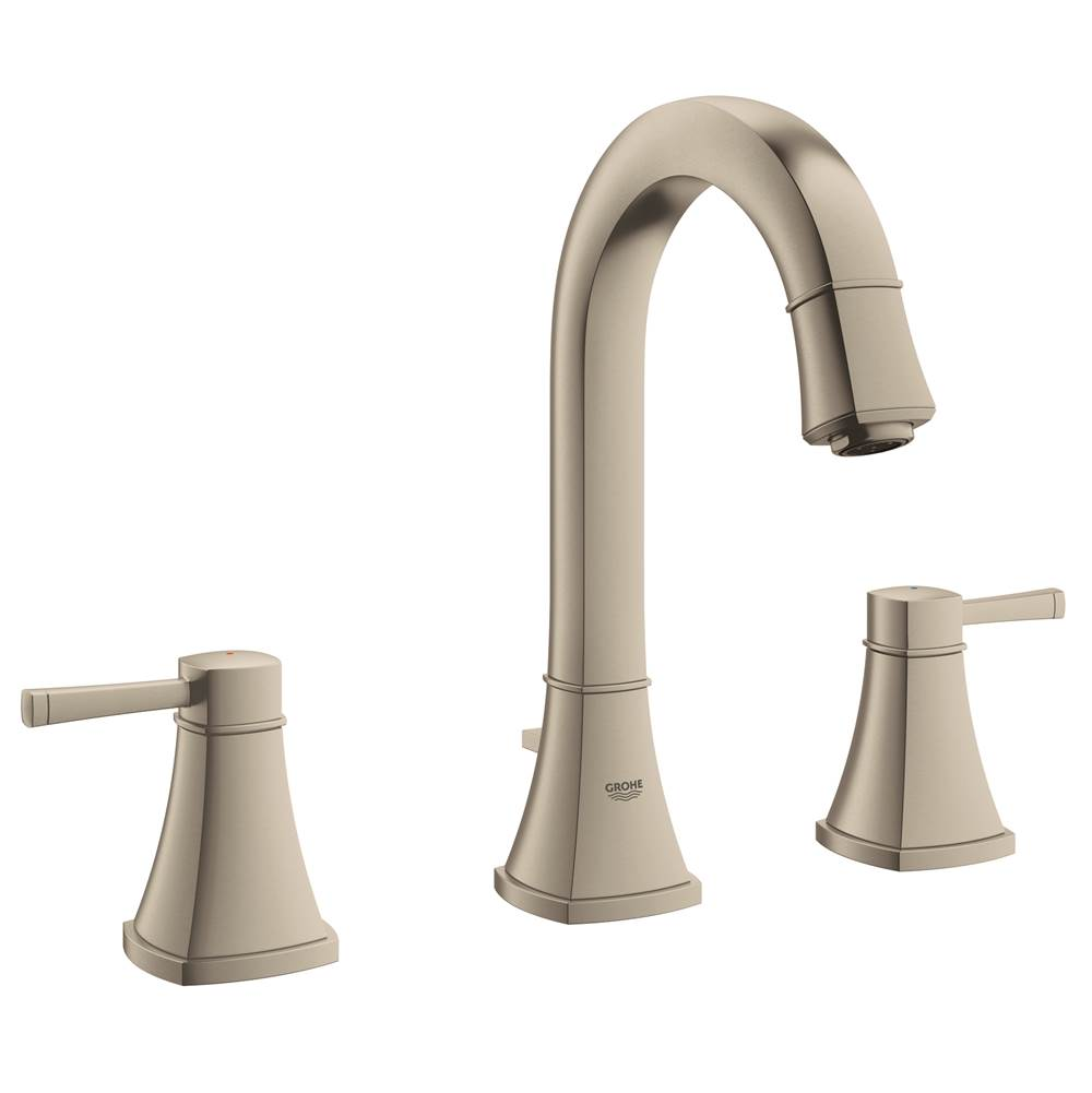 Grohe Bathroom Faucets Bathroom Sink Faucets Widespread | Vic Bond ...
