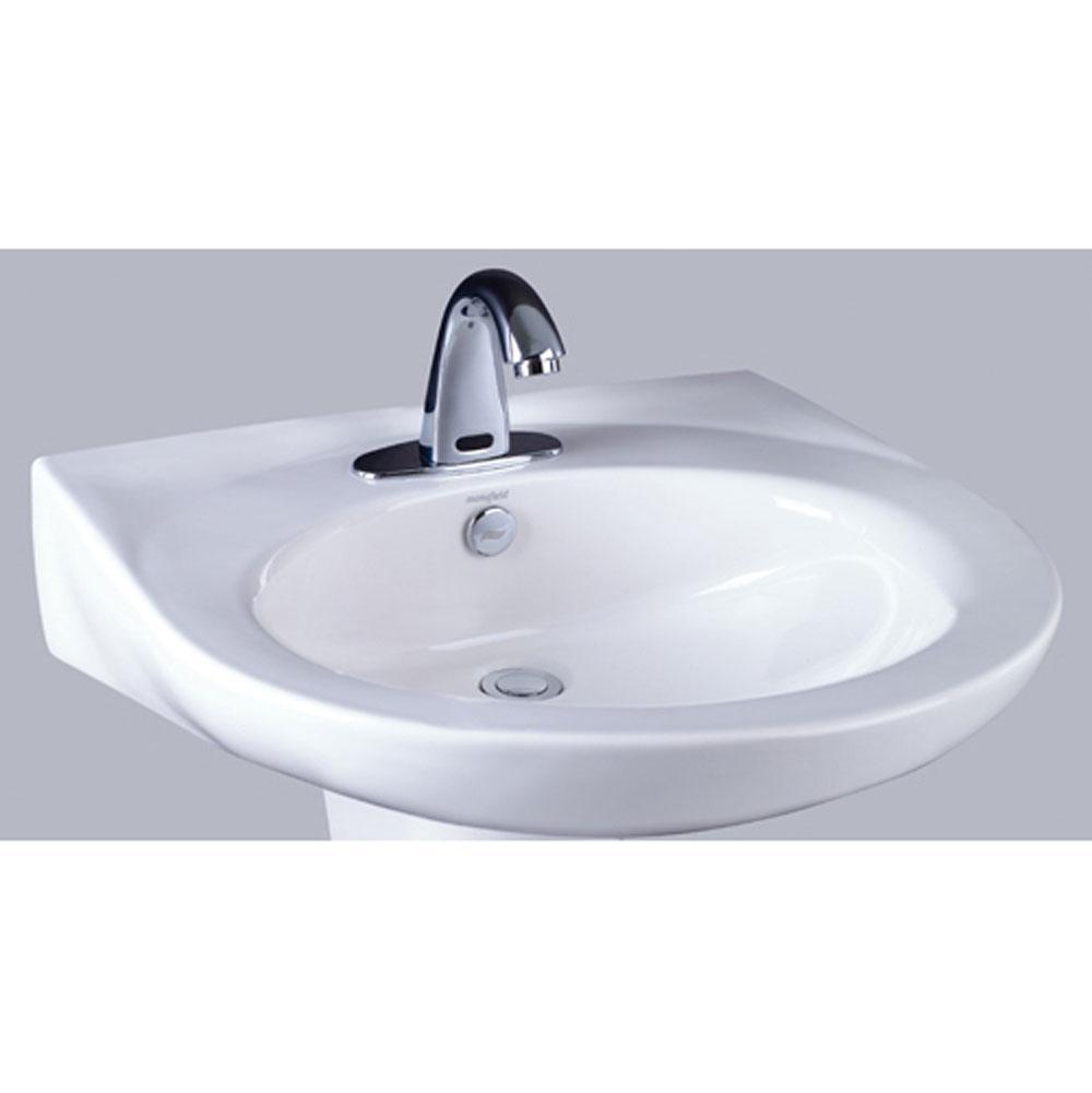 Sinks Pedestal Bathroom Sinks | Vic Bond Sales - Flint-Howell ...