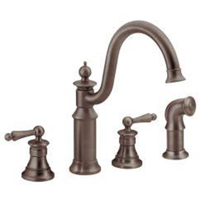 Moen Kitchen Faucets Bronze Tones Vic Bond Sales Flint