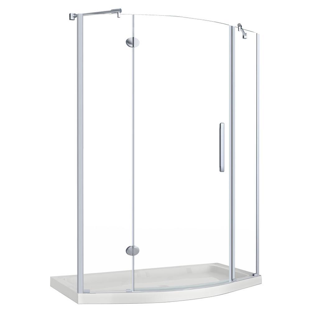 Shower door M T I Baths Shower Doors | Vic Bond Sales - Flint-Howell ...