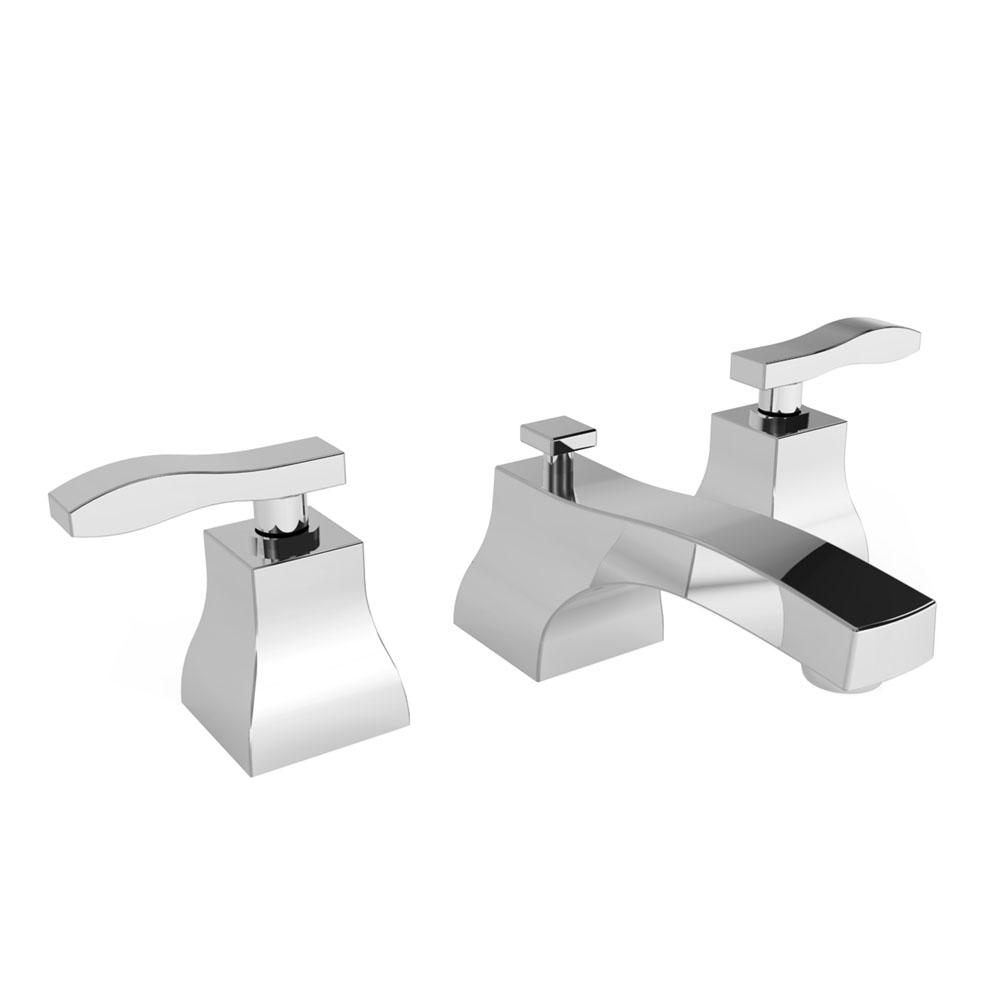 Faucets Bathroom Sink Faucets Widespread Designer Finishes | Vic ...
