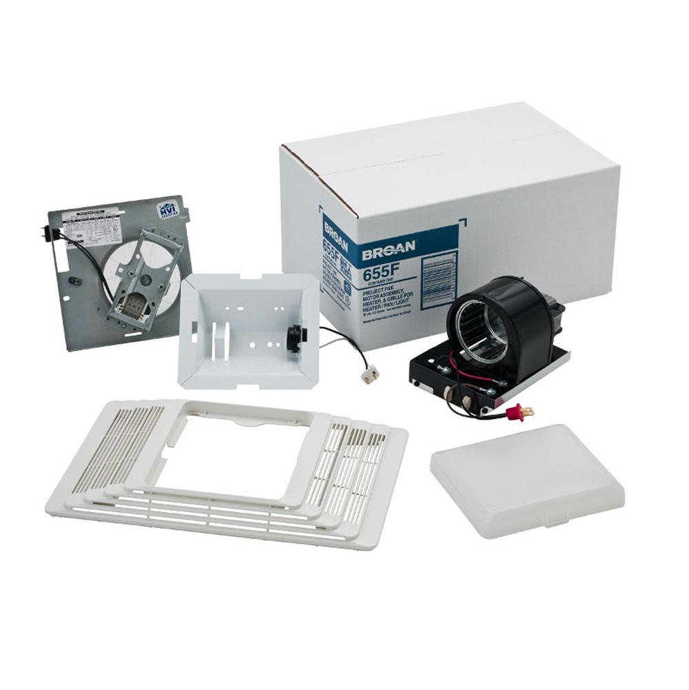 Heating And Ventilation Bath Exhaust Fans Light And Heat Combo Vic