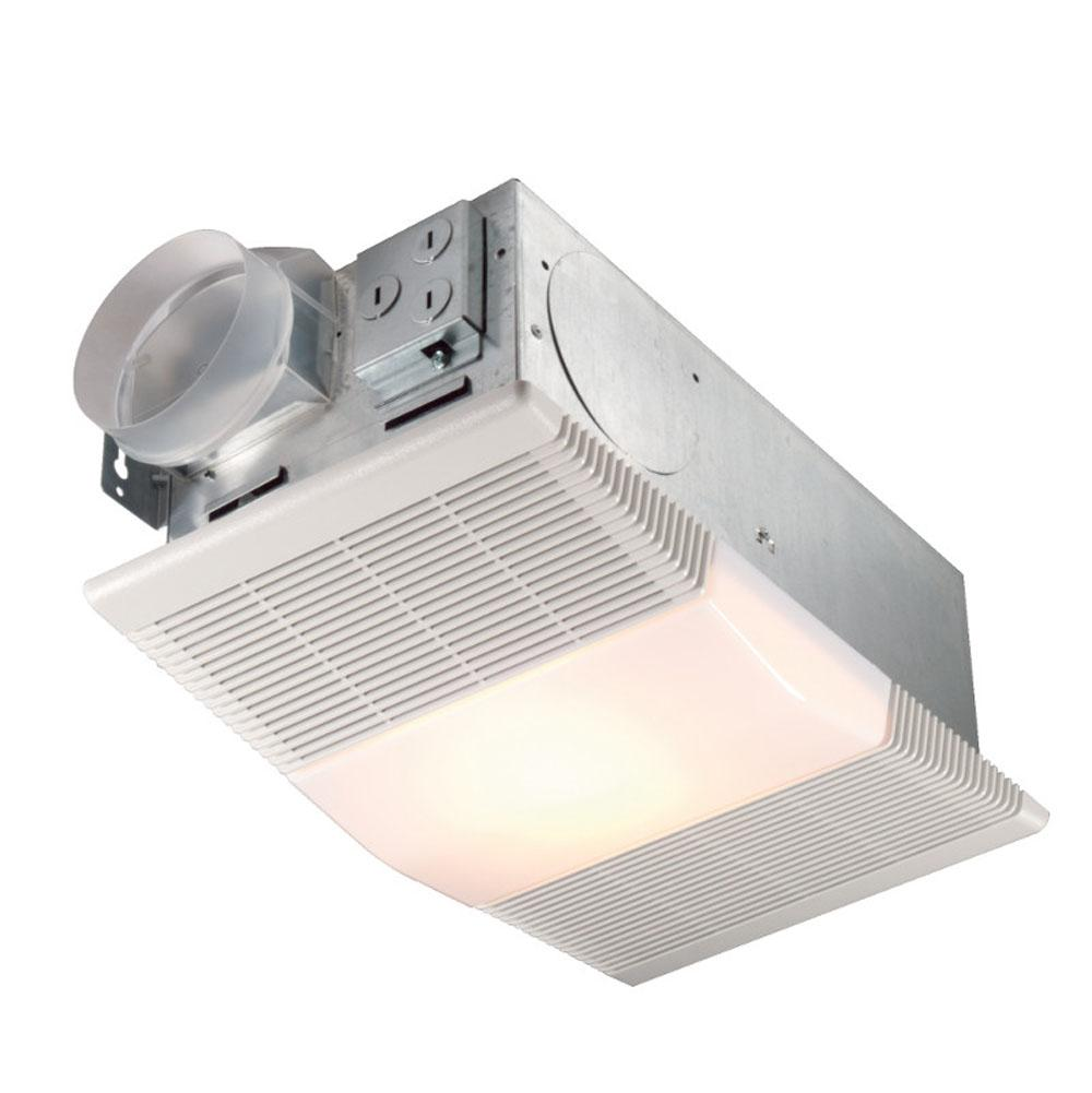 Bath Exhaust Fans Light And Heat Combo