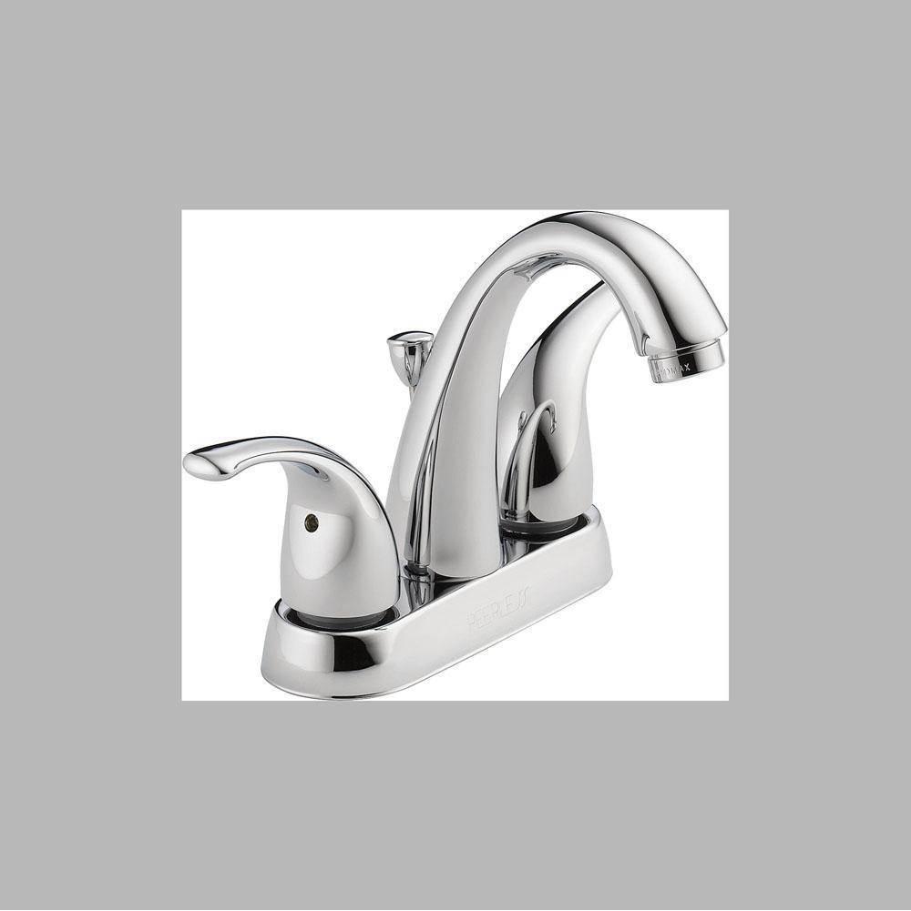 Peerless Faucets Bathroom Sink Faucets Centerset | Vic Bond Sales ...