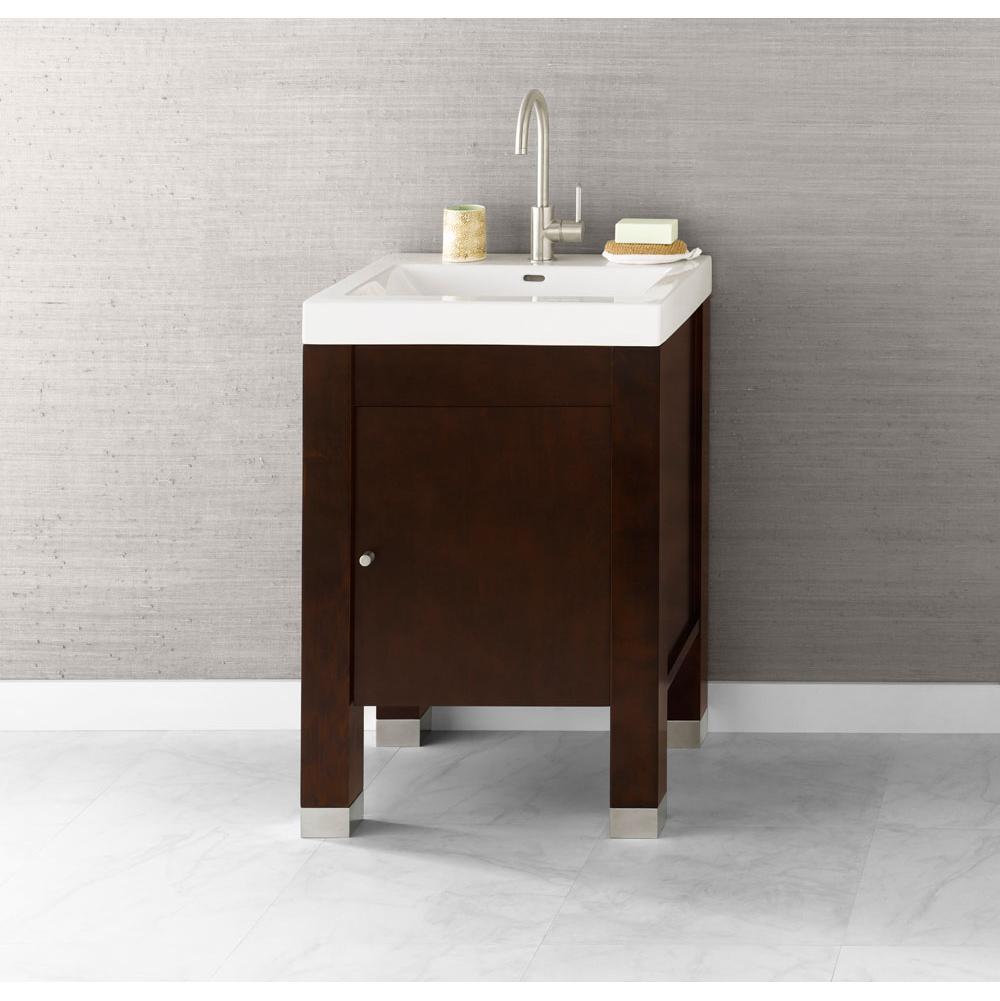 mainstream vanity sink units with and bathroom dark wall sinks mounted wood in vanities unit