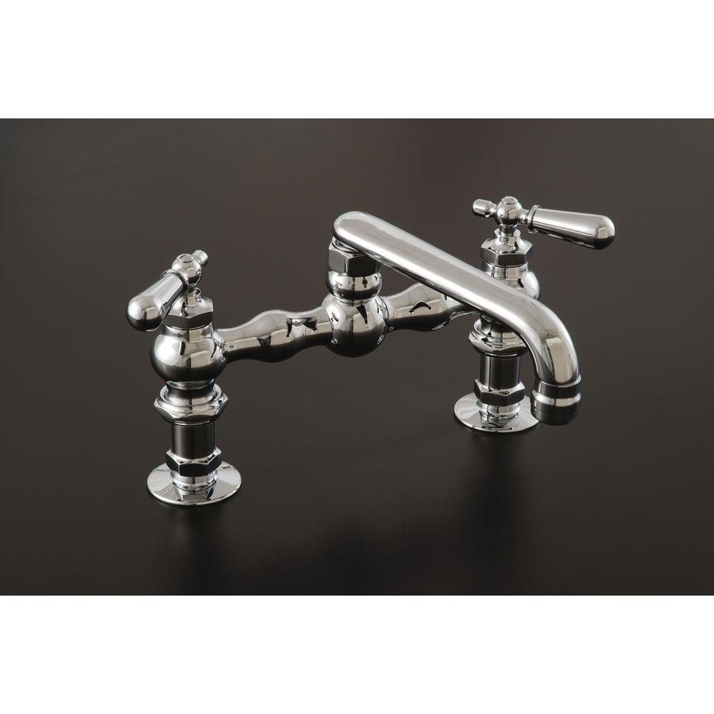 Sign Of The Crab Faucets Kitchen Faucets Bridge | Vic Bond Sales ...