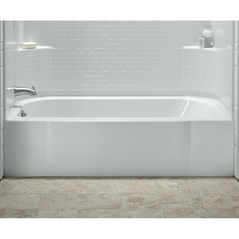 Sterling Plumbing Soaking Tubs White | Vic Bond Sales - Flint-Howell ...
